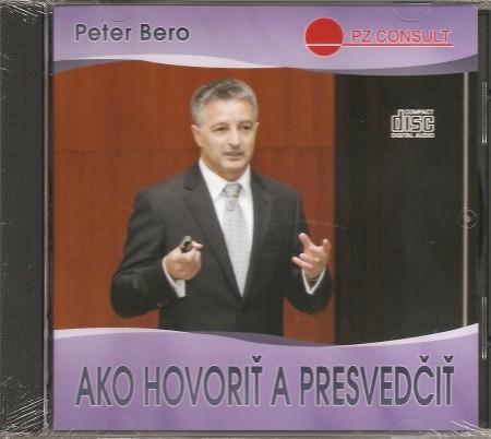 Peter Bero: Ako hovoriť a presvedčiť (CD) Viac tu: http://www.peterbero.sk/products/peter-bero-umenie-komunikovat-a-presvedcit/